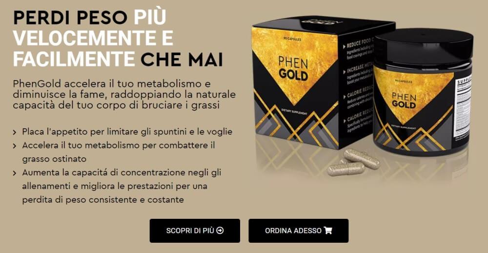 Phengold sito Web ufficiale