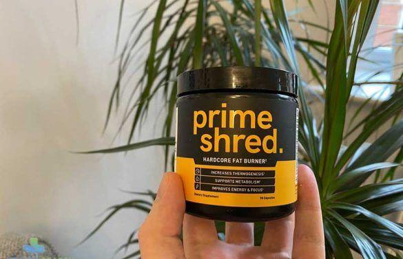 PrimeShred brucia grassi per uomini